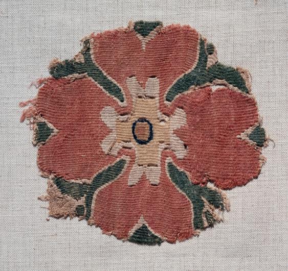 Fragment einer Decke