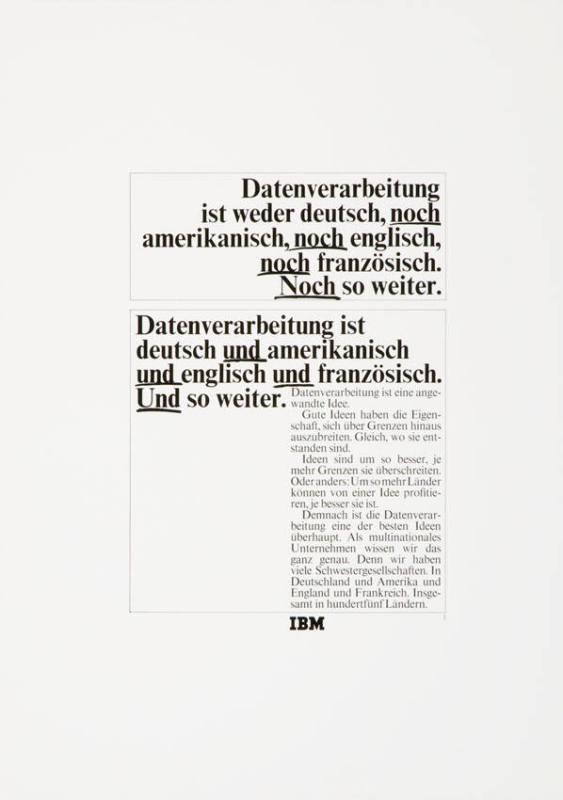 1f441aab4104c Datenverarbeitung ist weder deutsch, noch amerikanisch, noch englisch, noch  französisch. Noch so