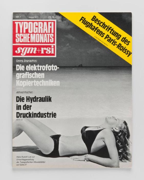 TM Typografische Monatsblätter, 1, 1977