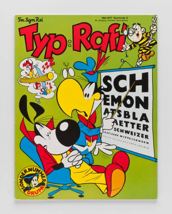 TM Typografische Monatsblätter, 5, 1977