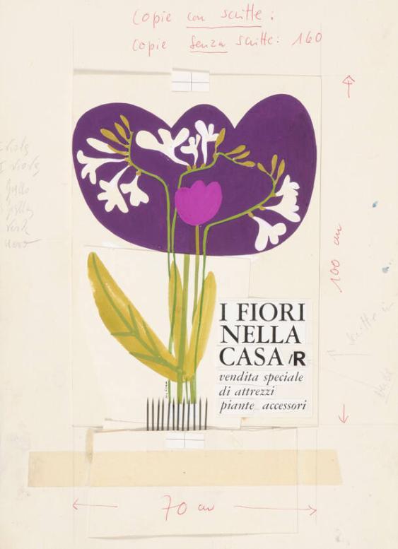 I fiori nella casa - L[a] R[inascente] - Vendita speciale di attrezzi - piante - accessori