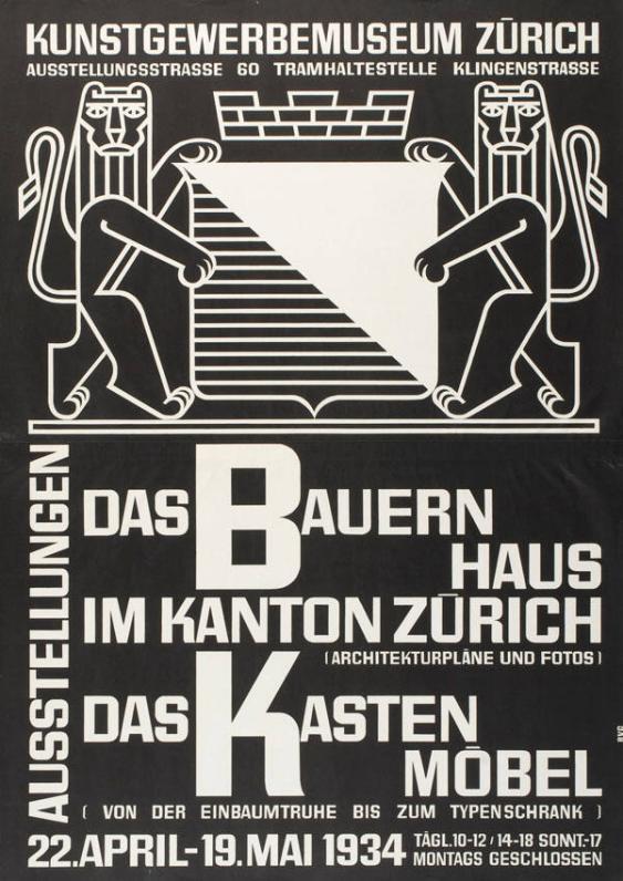 Das Bauernhaus Im Kanton Zürich 1934 Ausstellungsarchiv Emuseum