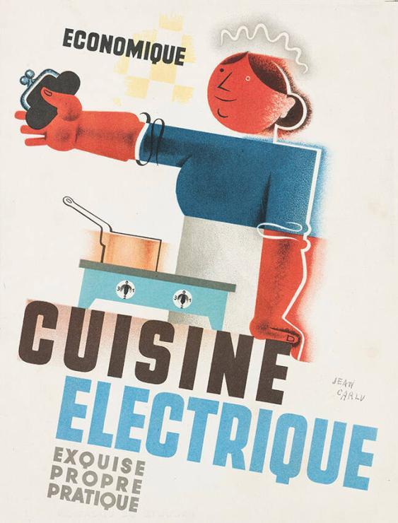 Économique - Cuisine électrique - Exquise - Propre - Pratique