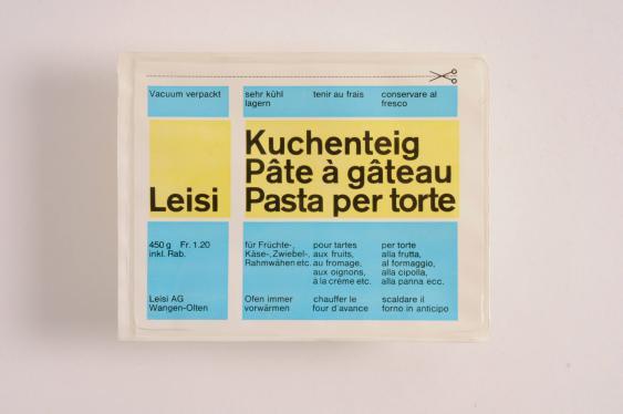 Leisi - Kuchenteig