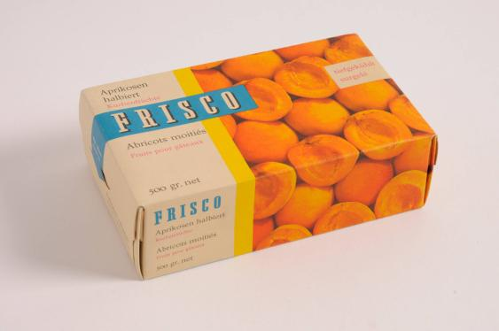 Frisco - Aprikosen halbiert