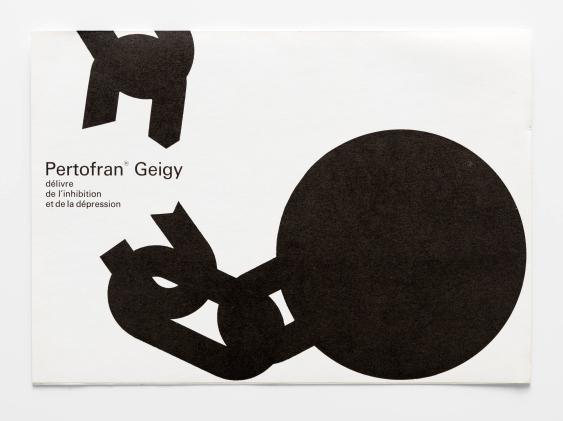 Pertofran Geigy délivre de l'inhibition et de la dépression