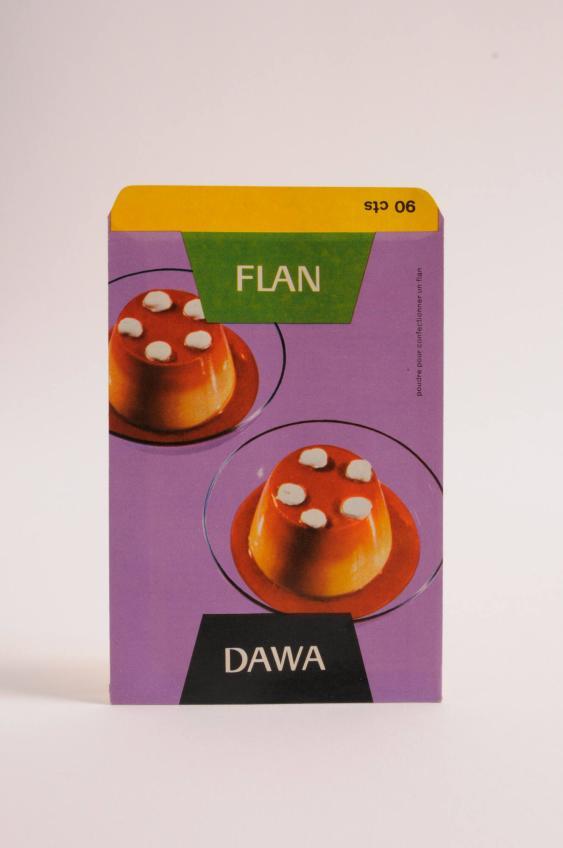 Flan Dawa
