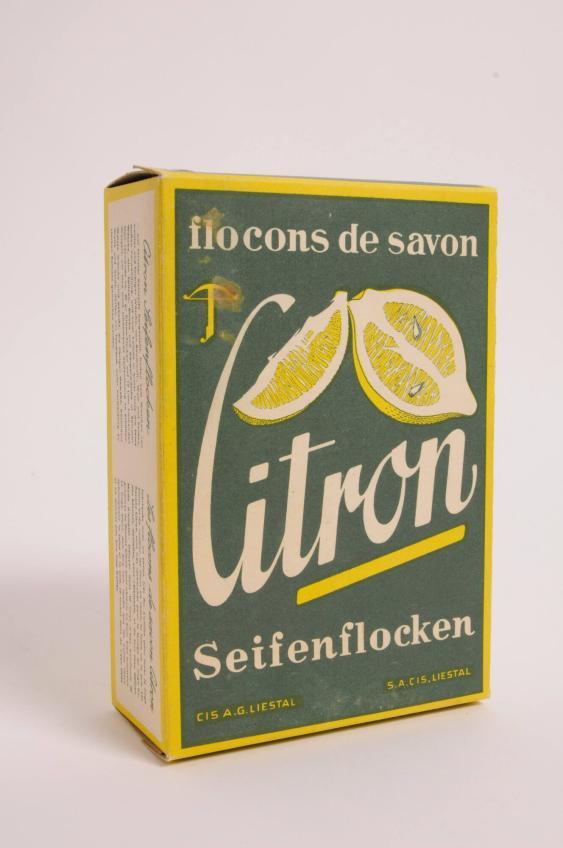 Citron Seifenflocken