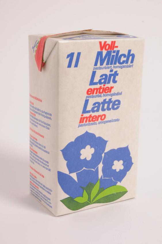 Voll-Milch - pasteurisiert, homogenisiert