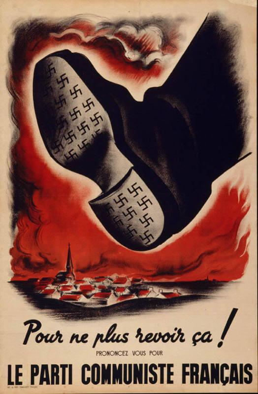 c58d2946d307b1 Pour ne plus revoir ça! Prononcez vous pour Le Parti Communiste Français