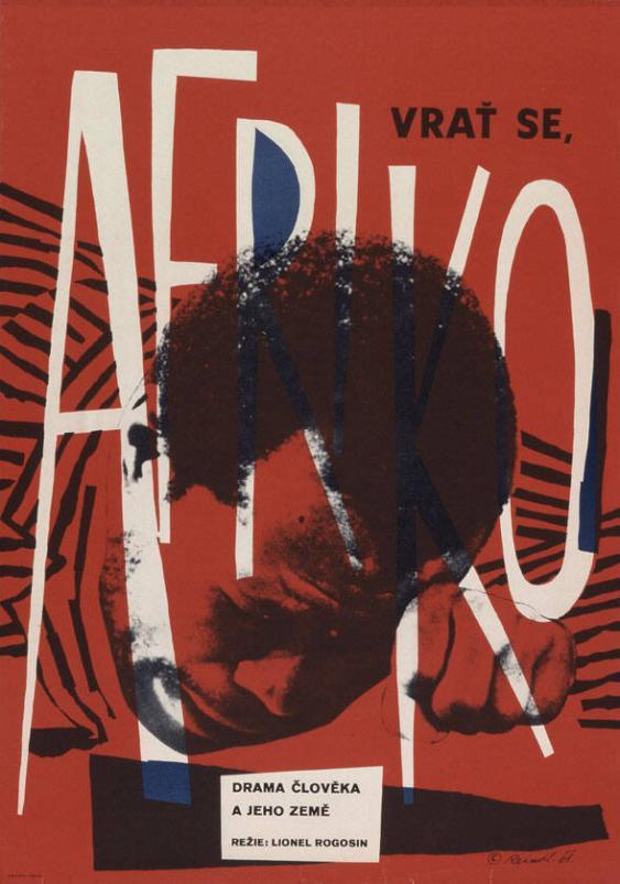 Vrať se, Afriko - Drama cloveka a jeho zeme