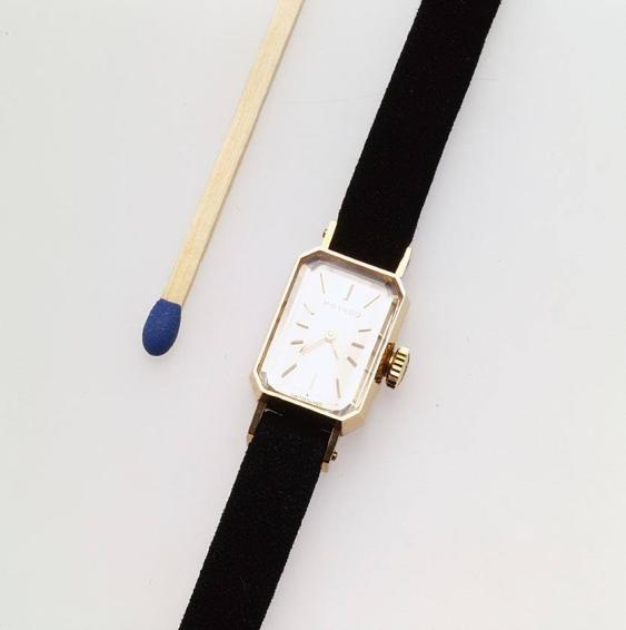 Movado - Damenmodell mit kleinem Uhrwerk