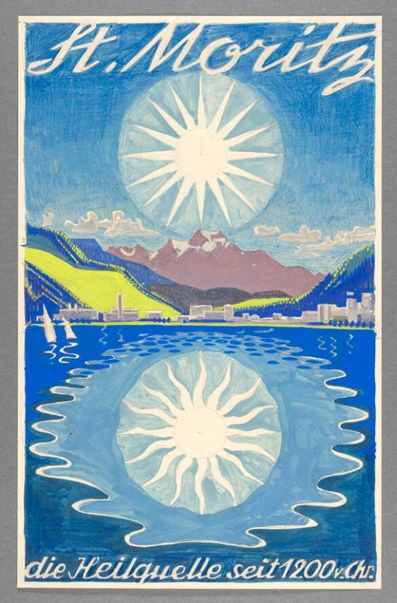 St. Moritz - Die Heilquelle seit 1200 v. Chr.