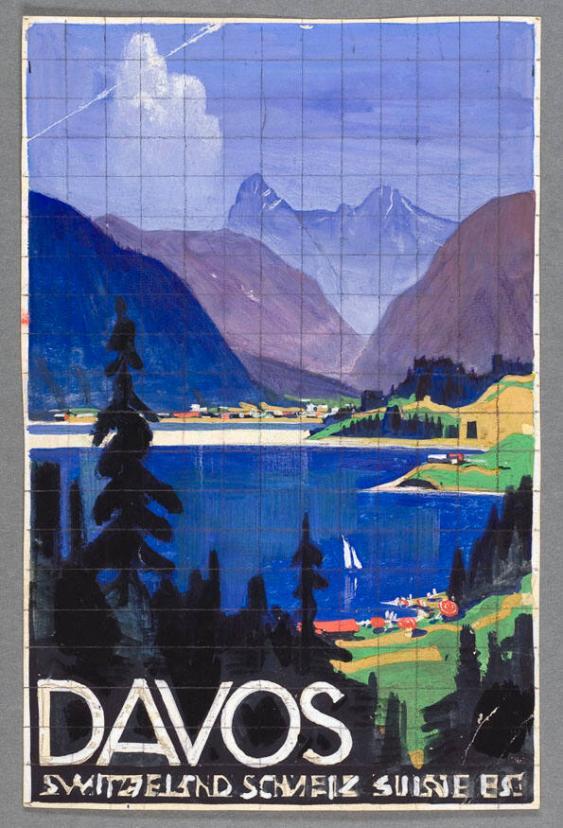 Davos - Switzerland - Schweiz - Suisse
