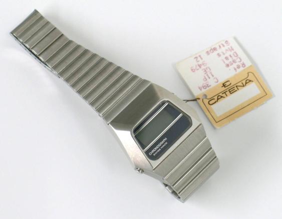 Spacesonic Chronograph