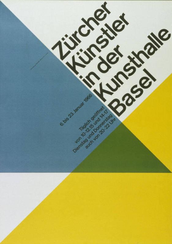 Objekte – Plakatsammlung Poster collection Alliance